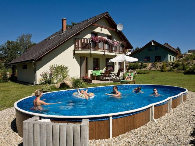 Обзор бассейна для дома