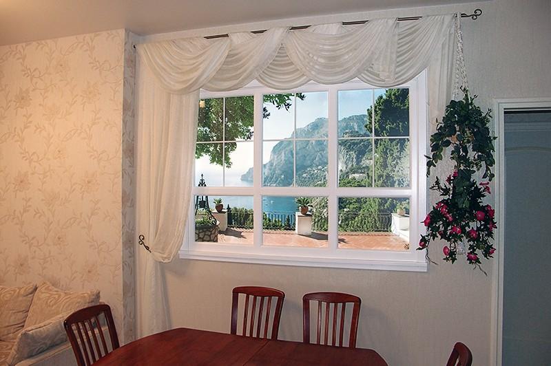 Ложные окна в интерьере