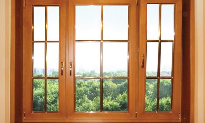 Деревянные окна, их плюсы и минусы
